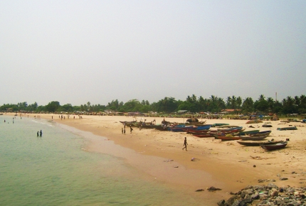 Brave Lagos and discover its beautiful beaches