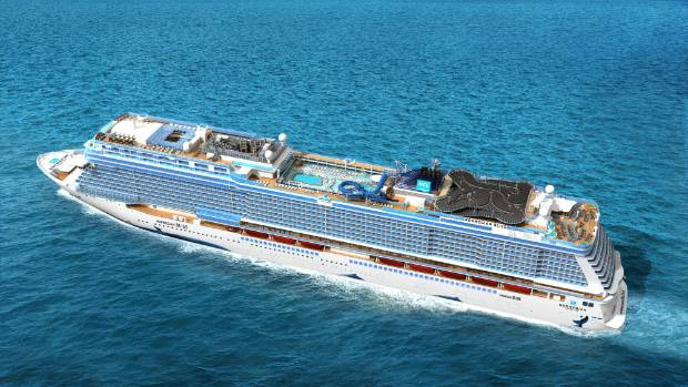 Norwegian Bliss is slated for delivery in 2018.
